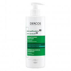 Vichy Dercos Shampooing Anti-pelliculaire cheveux normaux à gras 390 ml