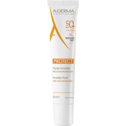 Aderma Protect Fluide Invisible Très Haute Protection SPF 50+ 40 ml