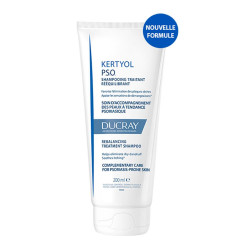DUCRAY KERTYOL P.S.O. SHAMPOOING TRAITANT RÉÉQUILIBRANT 200 ML