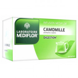Médiflor Camomille Infusions 24 Sachets