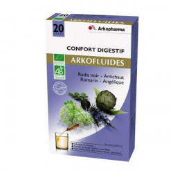 Arkopharma Arkofluides Digestion Bio 20 ampoules