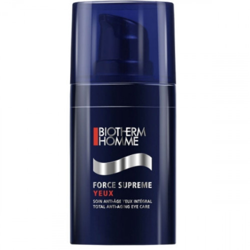 BIOTHERM  HOMME Force Suprême Soin anti-âge yeux, 15ml