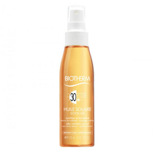Biotherm Huile Solaire Soyeuse SPF30 125ml