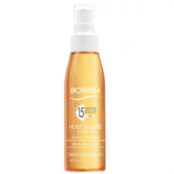 Biotherm Huile Solaire Soyeuse SPF15 125ml