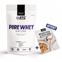 STC NUTRITION PURE WHEY NATURE 500 G