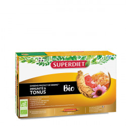 SUPER DIET GINSENG PROTECT BIO 20 AMPOULES