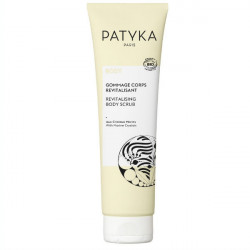 Patyka gommage corps revitalisant aux cristaux marins 150 ml